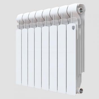 Радиатор биметаллический ROYAL THERMO Indigo Super 500 — 10 секций