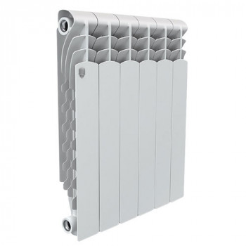 Радиатор биметаллический ROYAL THERMO Revolution 500 — 4 секции