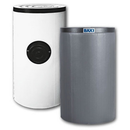 Бойлер Baxi UBT 300 (белый)/UBT 300 GR (серый)