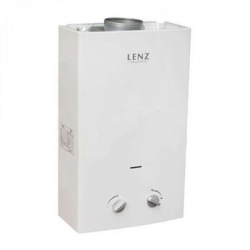 Газовая колонка LENZ TECHNIC 10L WHITE LT10LW