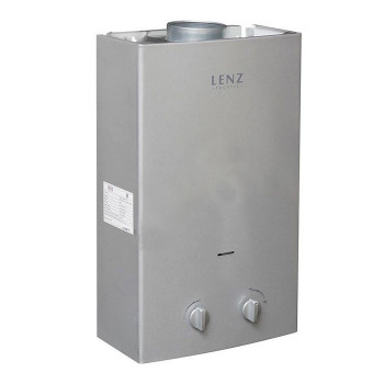 Газовая колонка LENZ TECHNIC 10L SILVER LT10LS
